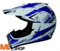 ASTONE Kask MX GRAPHIC ANAHEIM Blue (A-K)