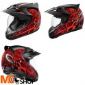 ICON VARIANT™ COTTONMOUTH™ HELMET RED