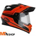 BELL MX-9 ADVENTURE MIPS STRYKER FLO ORANGE KASK MOTOCROSS