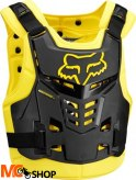 BUZER FOX PROFRAME LC BLACK-YELLOW