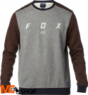 FOX DISTRICT HEATHER GRAPHITE Bluza