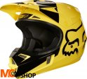 KASK FOX JUNIOR V-1 MASTAR YELLOW