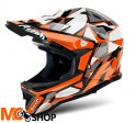 AIROH JUNIOR ARCHER CHIEF ORANGE GLOSS Kask Off-road
