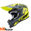 KASK CROSS KENNY PERFORMANCE KID MATT NEON YELLOW 2018