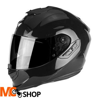 SCORPION KASK EXO-1400 AIR SOLID BLACK