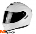SCORPION KASK EXO-1400 AIR SOLID PEARL WHITE