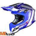 KASK JUST1 J12 FLAME BLUE