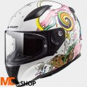 KASK LS2 FF353J RAPID MINI CRAZY POP W/PINK