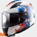 KASK LS2 FF353J RAPID MINI MONSTER W/BLUE