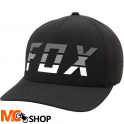CZAPKA Z DASZKIEM FOX SMOKE BLOWER FLEXFIT BLACK