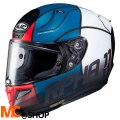 HJC KASK INTEGRALNY R-PHA-11 QUINTAIN WHIBLUE/RED