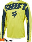 SHIFT BLUZA OFF-ROAD JUNIOR WHIT3 YORK YELLOW/NAVY