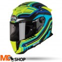 AIROH KASK INTEGRALNY GP 500 RIVAL BLUE MATT