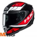 HJC KASK INTEGRALNY R-PHA-11 SCONA WHITE/RED