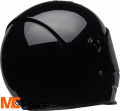BELL KASK INTEGRALNY ELIMINATOR SOLID BLACK