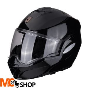 SCORPION KASK INTEGRALNY EXO-TECH SOLID BLACK