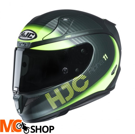 HJC KASK INTEGRALNY R-PHA-11 BINE BLACK/FLO YELLOW