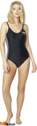 FOX STRÓJ KĄPIELOWY LADY ANTHEM SWIM BLACK