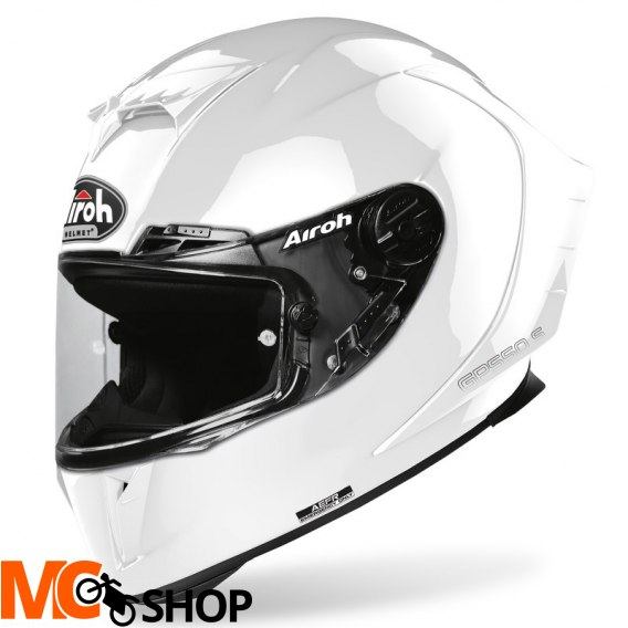 AIROH KASK GP550 S COLOR WHITE GLOSS