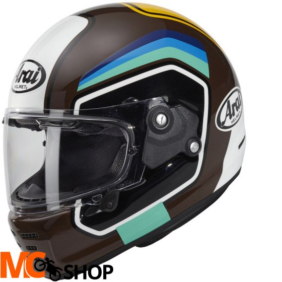 ARAI KASK CONCEPT-X NUMBER BROWN