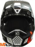 FOX KASK OFF-ROAD V-3 RS RIGZ BLACK